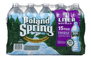 healthy spring water